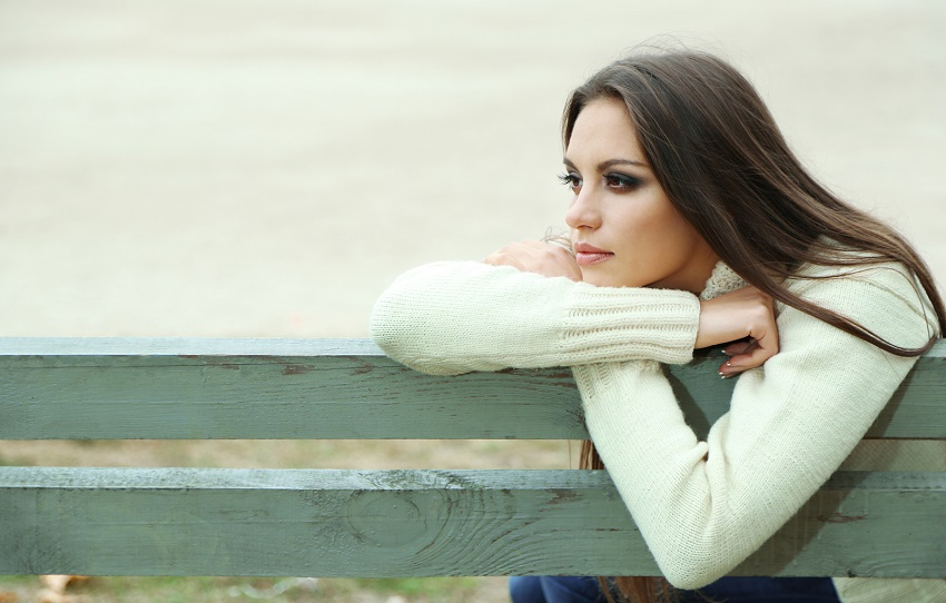 Одинокие женщины становятся самыми счастливыми
